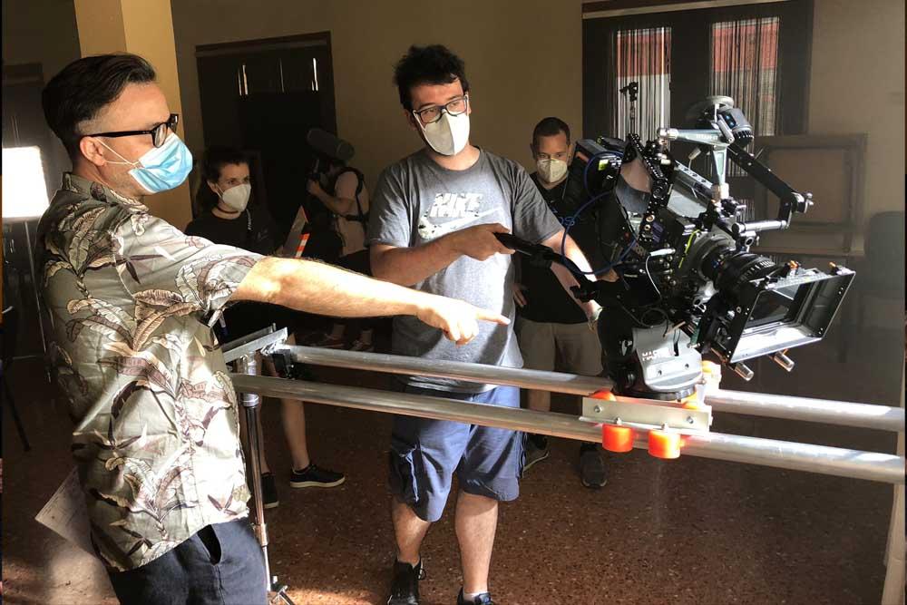 RESET-el largometraje aragones sobre la pandemia