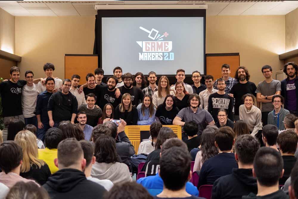alumnos participantes gamemakers 2020