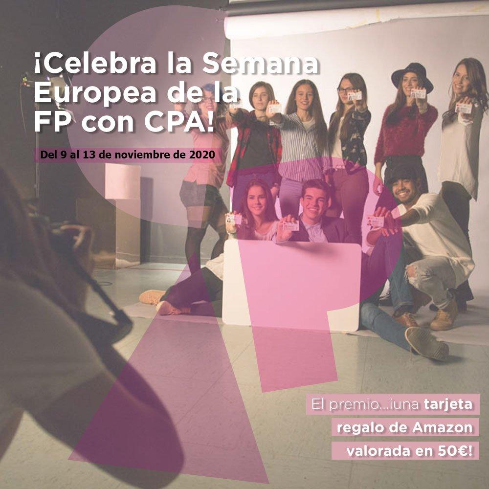 Semana europea de la Formación Profesional 2020