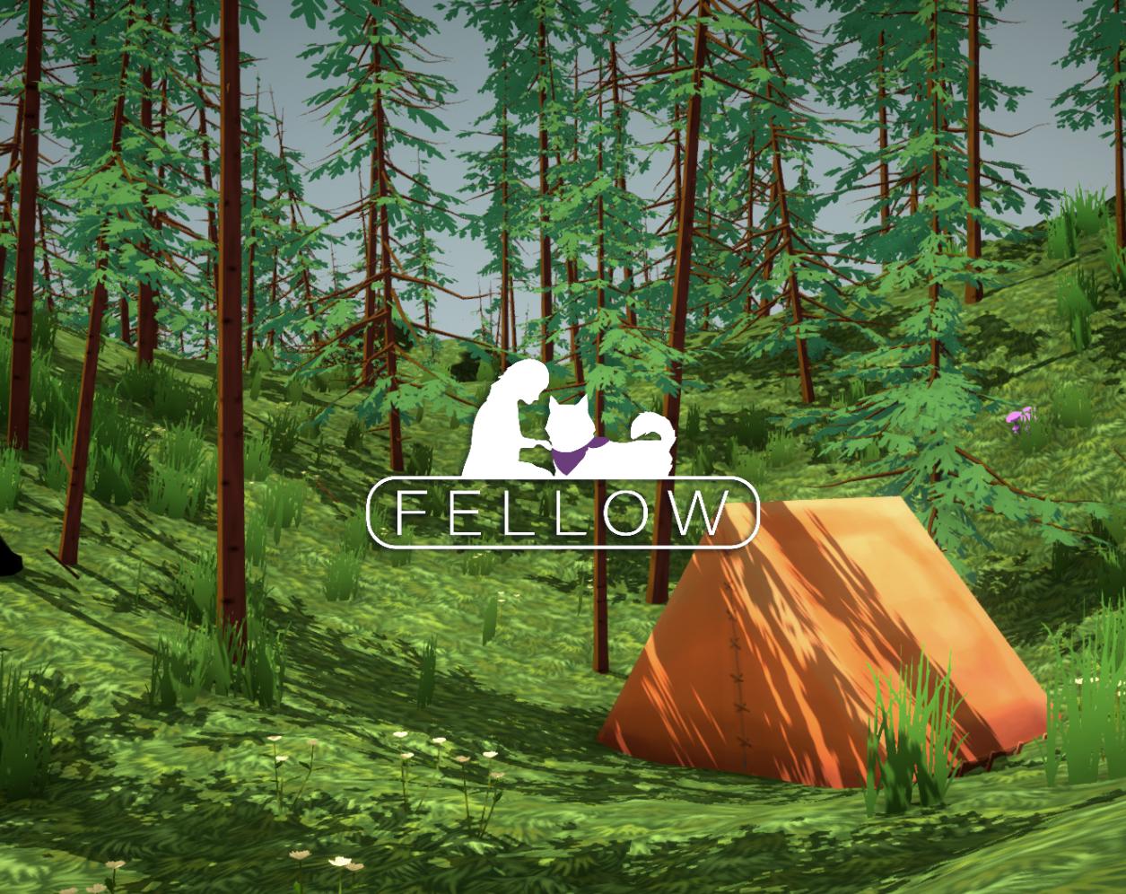 Fellow, el primer videojuego de nuestro exalumno Ernán Lahoz