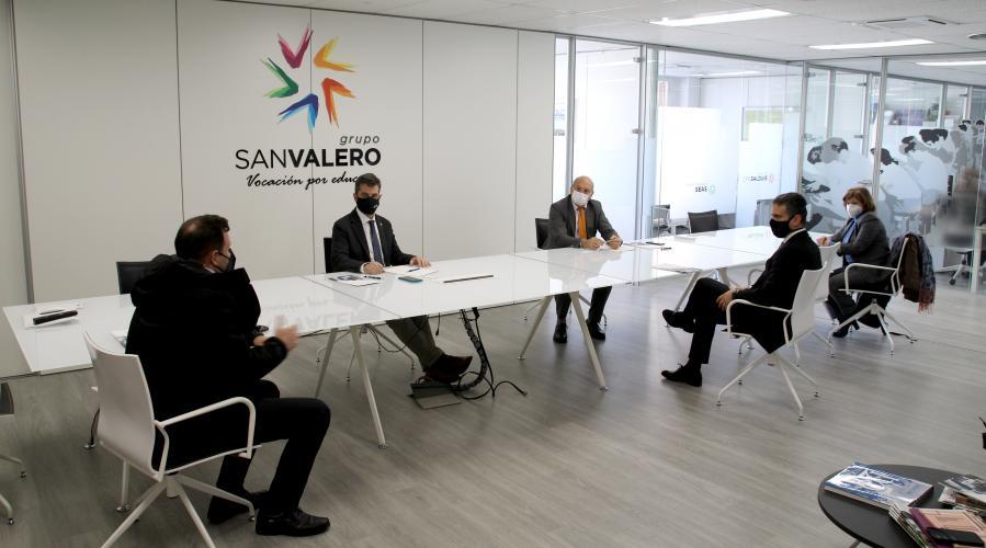 Grupo San Valero COIIA