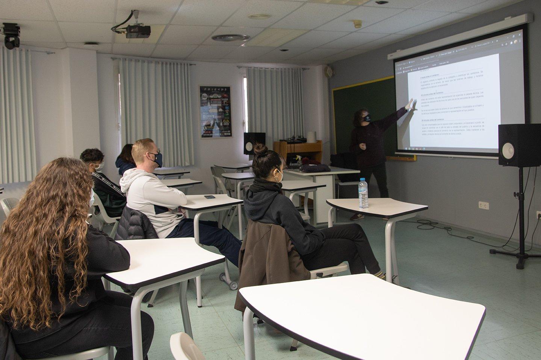 Los alumnos de CPA Salduie vuelven a clase sin incidencias