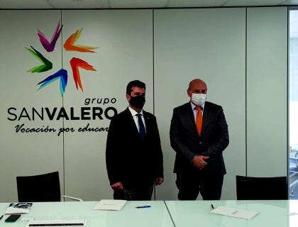 Grupo San Valero acuerdo COIIA