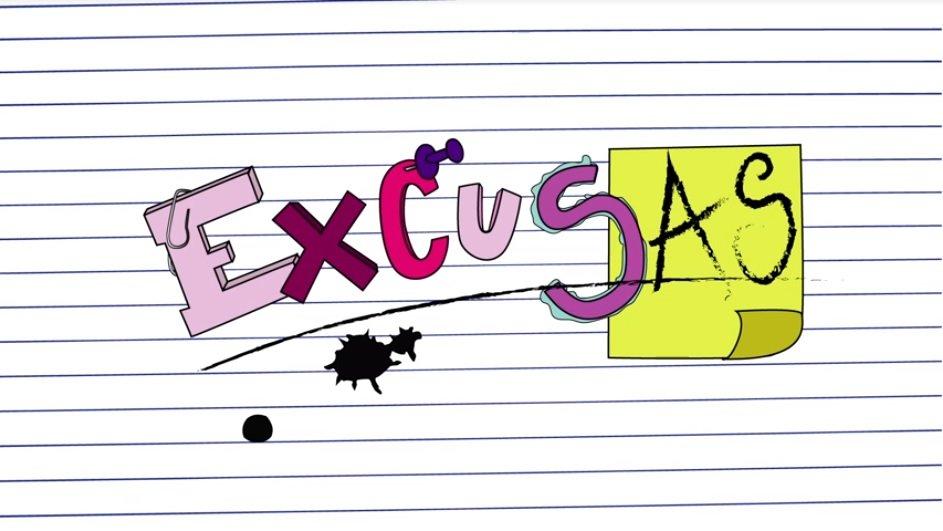 """webserie """"Excusas"""""""