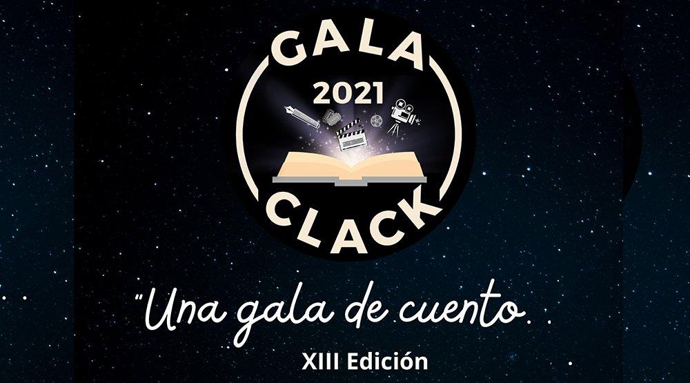 Entrega de premios Gala Clack
