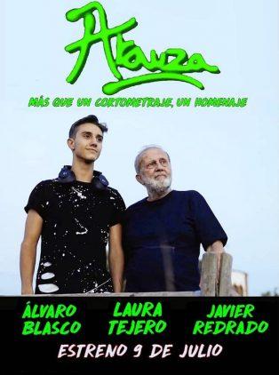 Cartel cortometraje Arauza