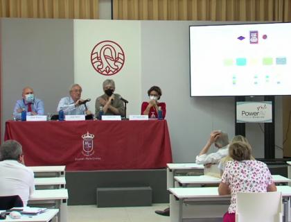 Cursos Escorial Compluense - César Romero Presidente GSV