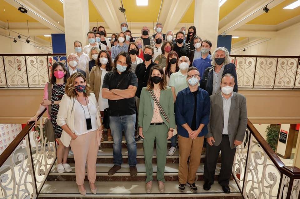 CPA en el Clúster Audiovisual Aragonés
