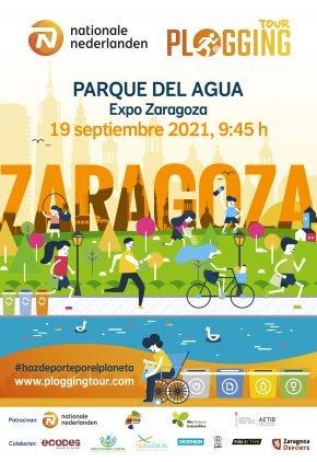 Plogging Zaragoza